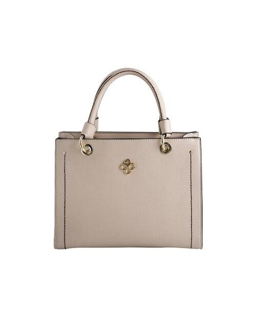 53c178f64 Bolsa satchel Jaime Ibiza cierre