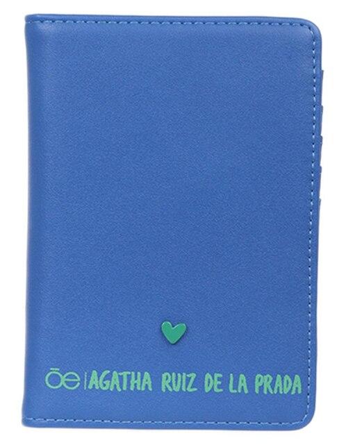 6f03ae207c Cartera CLOE Agatha Ruiz de la Prada con logotipo