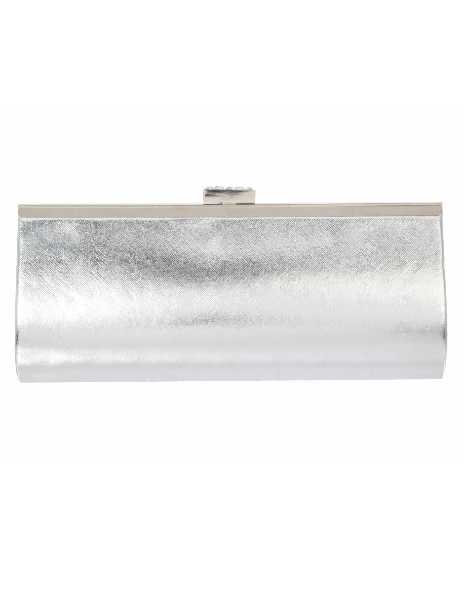 6e7beda3c5 Bolsa clutch Sasha broche saffiano Precio Lista