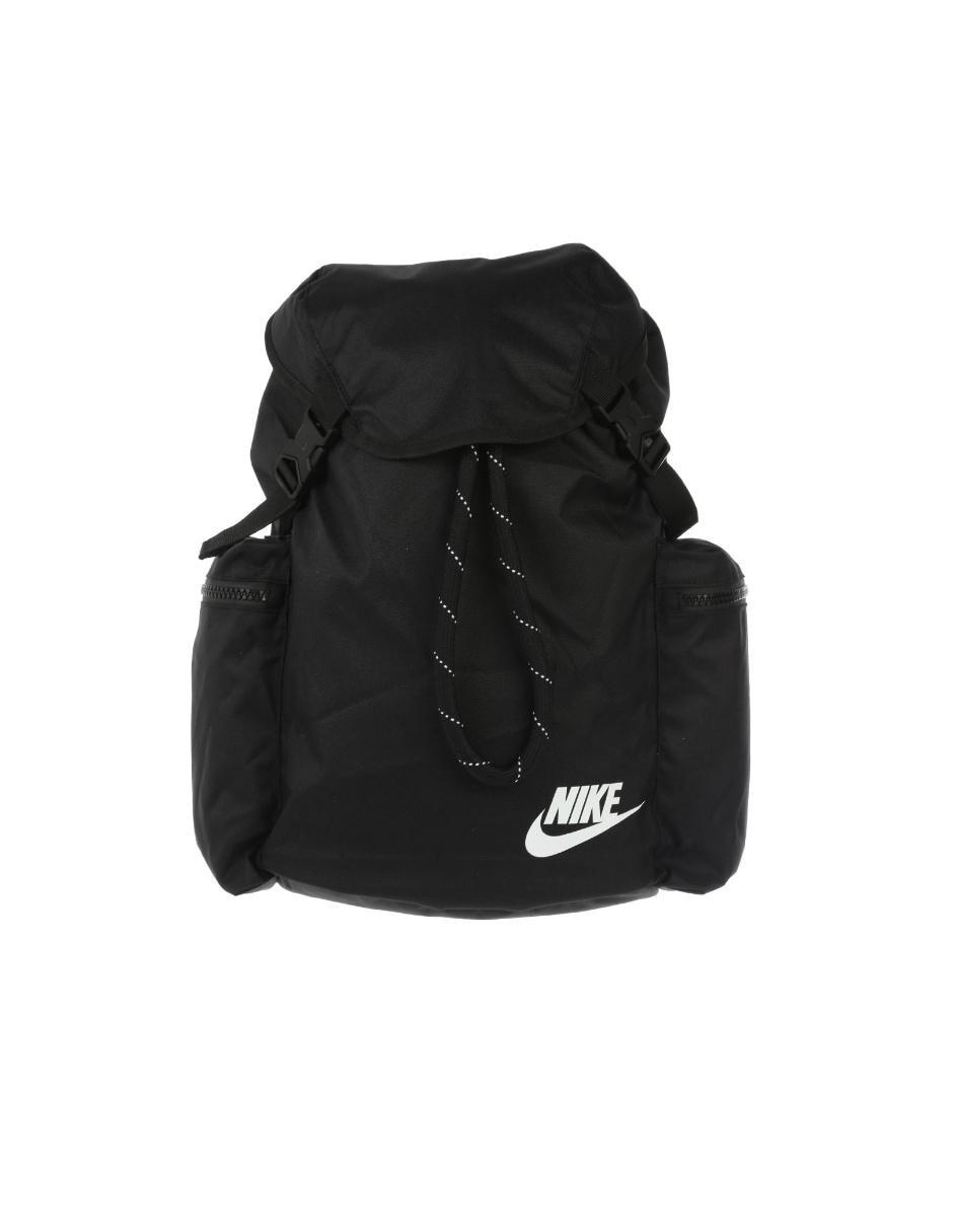 completamente digerir Paquete o empaquetar  Mochila Nike negra en Liverpool
